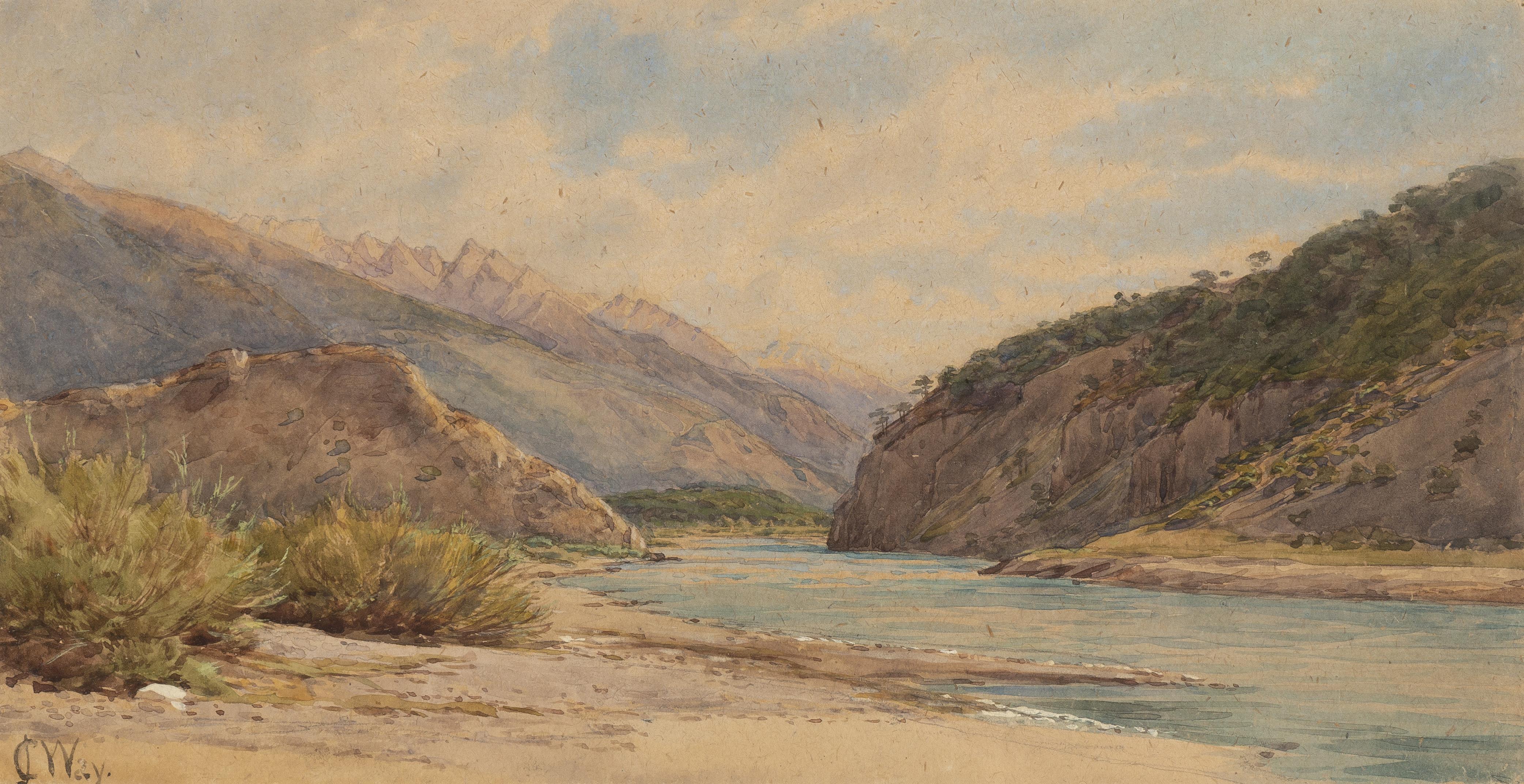 Charles John Way (1834-1919),