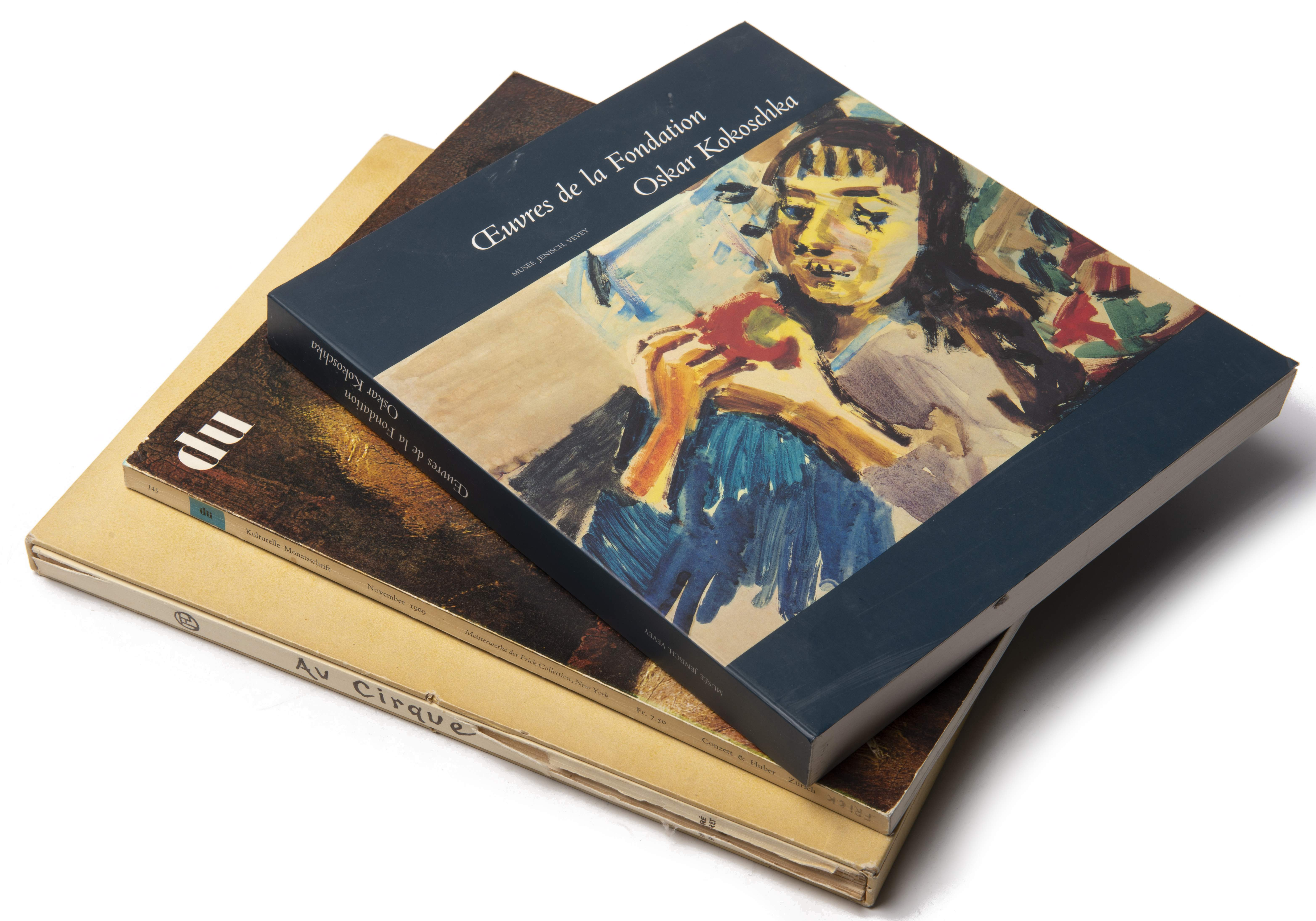 Toulouse Lautrec & Oskar Kokoschka & Frick Collection.